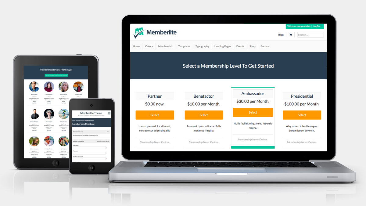 WordPress Membership Plugin: Get Paid with Paid Memberships Pro