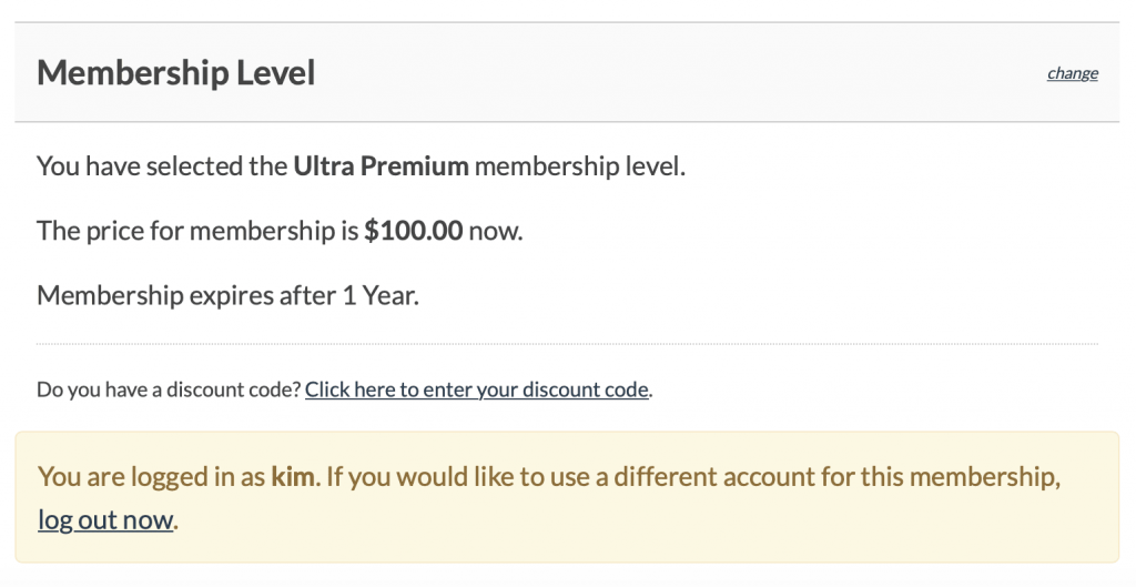 Without extension logic, member will lose 2 months.