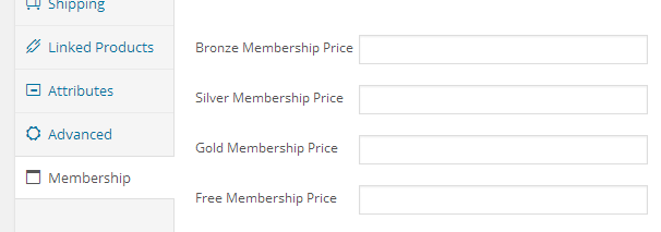 Membership Pricing