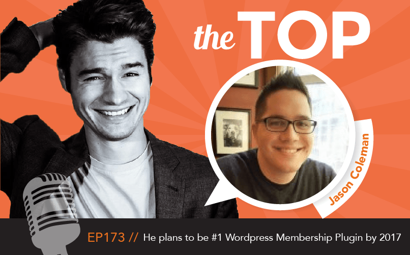 Cover image for The Top Podcast Episode 173 with Nathan Latka and Jason Coleman