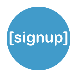 Icon for Signup Shortcode Add On