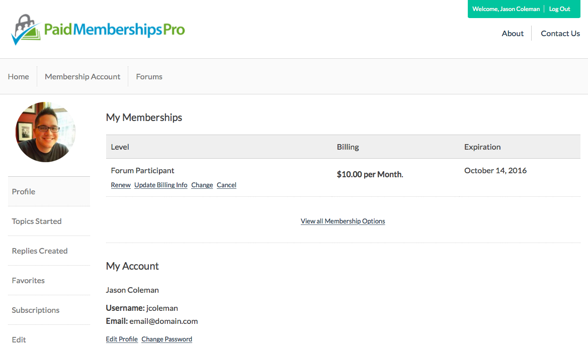Easily manage your amateur sports team or club