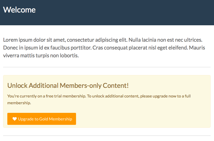 has paid Shortcode for Paid Memberships Pro WordPress Plugin