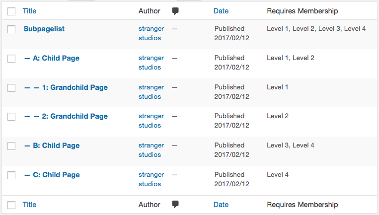 Three code reipes to add a column to the All Posts, All Pages or Categories in WordPress Dashboard