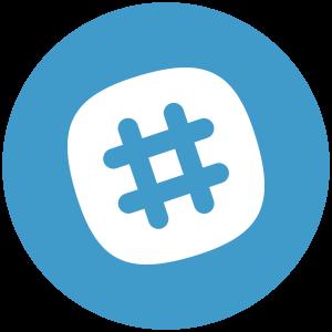 Slack Integration Add On Plugin Icon