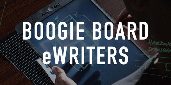 Boogie Board eWriters