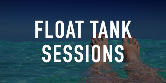 Floating Tank Session