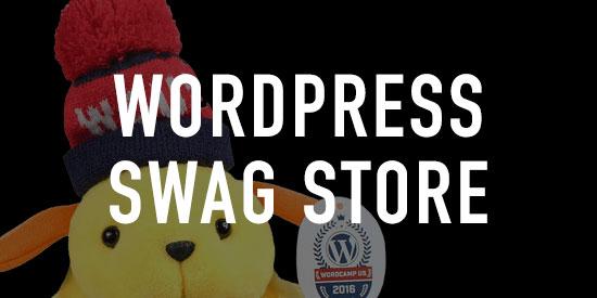 WordPress Swag Store