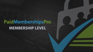 Video: Adding a New Membership Level to Paid Memberships Pro