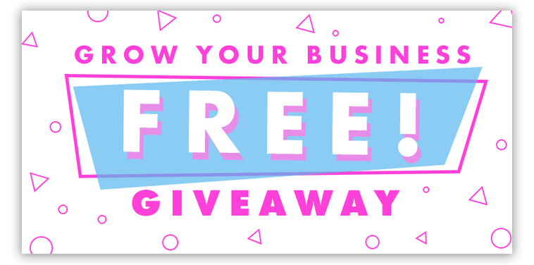 Free Giveaway Graphic