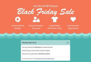 Sitewide Sale: Ocean Landing Page