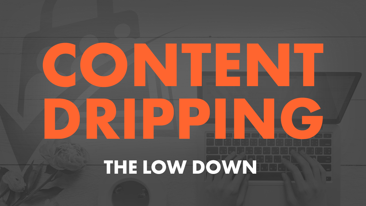 The Low Down on Content Dripping for your Membership Site