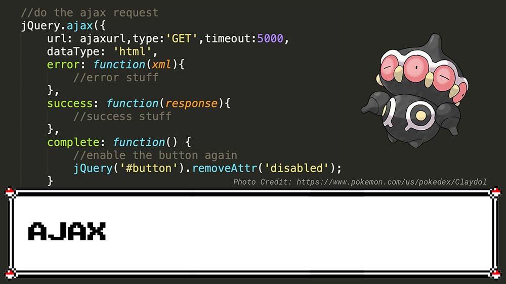 AJAX JavaScript Example