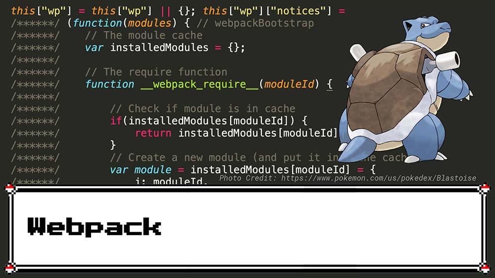 Webpack JavaScript Example