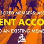 Assign a parent account to an existing member