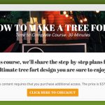 Addon Package Demo: How to Make a Tree Fort Coure
