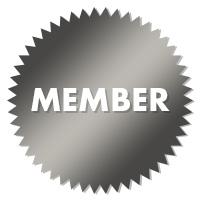 PMPro Graphite Member Badge
