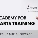 Banner for Lucca D Online Academy for Martial Arts Showcase