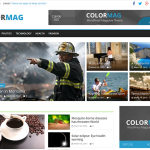 ColorMag Theme by ThemeGrill Screenshot