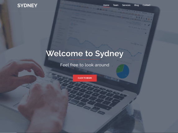Sydney Theme by aThemes