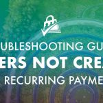 Banner for Troubleshooting guide on orders not created for recurring payments in Paid Memberships Pro.