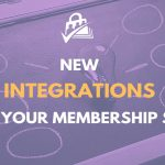 New third-party integrations for your membership site