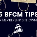 5 BFCM tips