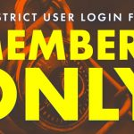 Restrict user login Members Only