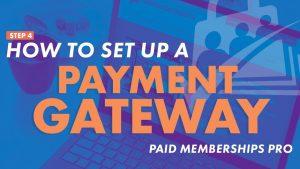 pmpro payment gateway